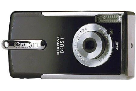 Digitalkamera Canon Digital Ixus i [Foto: Canon Deutschland]