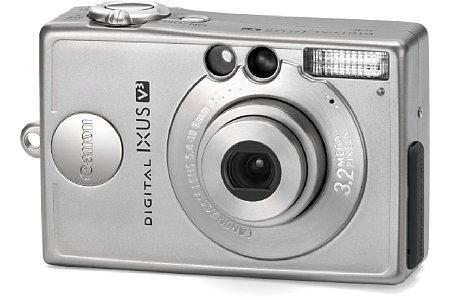 Digitalkamera Canon Digital Ixus V3 [Foto: Canon]