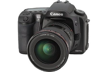 Digitalkamera Canon EOS 10D [Foto: Canon Deutschland]