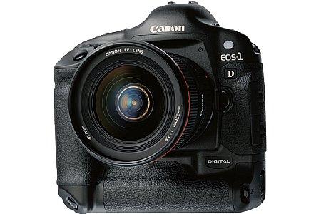 Digitalkamera Canon EOS-1D [Foto: Canon]