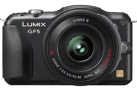 Panasonic Lumix DMC-GF5 [Foto: Panasonic]