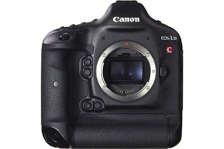 Canon EOS-1D C [Foto: Canon]