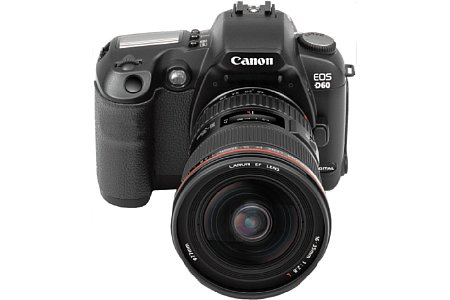 Digitalkamera Canon EOS D60 [Foto: Canon]