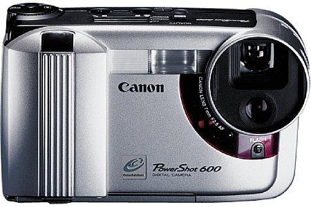 Digitalkamera Canon PowerShot 600 [Foto: Canon]