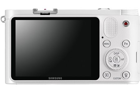 Samsung NX1000 mit NX Lens 3.5-5.6 20-50 mm i-Function [Foto: Samsung]