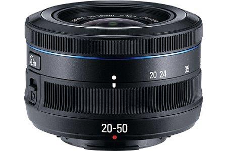 Samsung NX Lens 3.5-5.6 20-50 mm II OIS i-Function [Foto: Samsung]