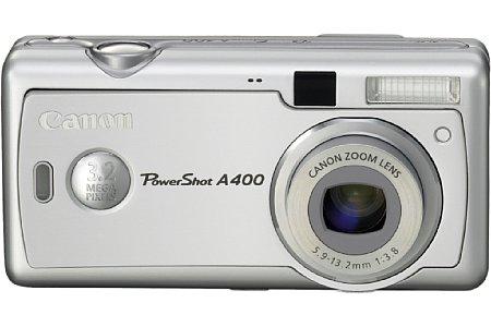 Digitalkamera Canon PowerShot A400 [Foto: Canon]