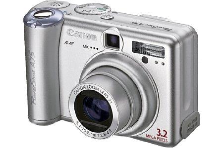 Digitalkamera Canon PowerShot A75 [Foto: Canon Deutschland]