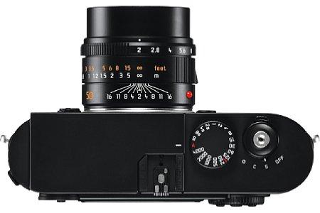 Leica M Monochrom [Foto: Leica]