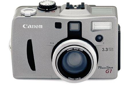 Digitalkamera Canon PowerShot G1 [Foto: Canon]