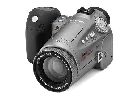 Digitalkamera Canon PowerShot Pro90 IS [Foto: Canon]