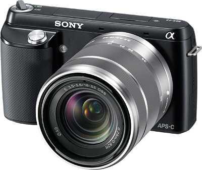 Sony NEX-F3 [Foto: Sony]