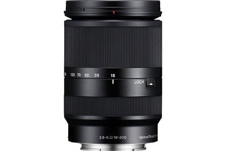 Sony 18-200 mm 3.5-6.3 (SEL-18200LE) [Foto: Sony]