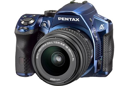Pentax K-30 [Foto: Pentax]