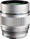 Olympus MZD 75 mm 1.8 ED [Foto: Olympus]