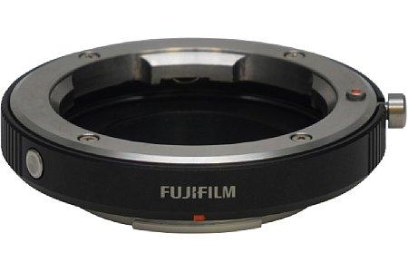 Fujifilm M-Objektivadapter [Foto: Fujifilm]