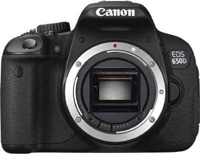 Canon EOS 650D [Foto: Canon]
