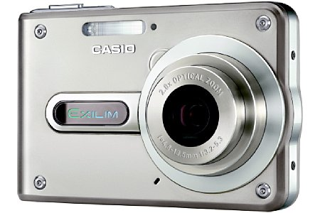 Digitalkamera Casio Exilim Card EX-S100 [Foto: Casio Europe]