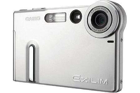 Digitalkamera Casio Exilim EX-S20 [Foto: Casio Europe]