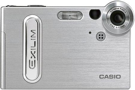 Digitalkamera Casio Exilim EX-S3 [Foto: Casio Europe]