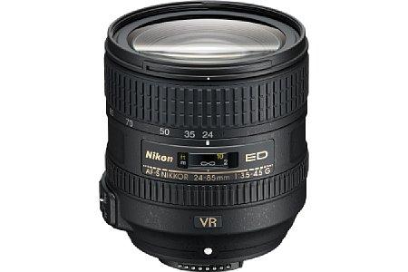 Nikon AF-S 24-85 mm 1:3,5-4,5G ED VR [Foto: Nikon]