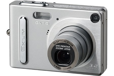 Digitalkamera Casio Exilim EX-Z3 [Foto: Casio]