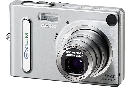 Digitalkamera Casio Exilim EX-Z4 [Foto: Casio Europe]