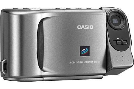 Digitalkamera Casio QV-10A [Foto: Casio]