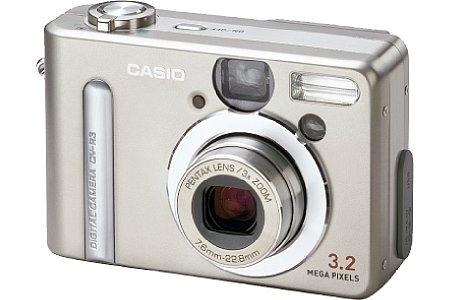 Digitalkamera Casio QV-R3 [Foto: Casio]