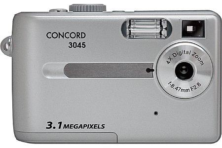 Digitalkamera Concord 3045 [Foto: Concord]