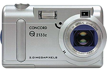Digitalkamera Concord Eye-Q 2133z [Foto: Concord Camera Corp.]