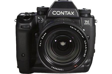 Digitalkamera Contax N Digital [Foto: Contax]
