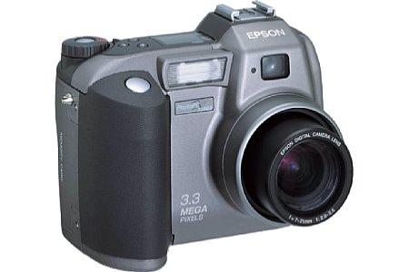 Digitalkamera Epson PhotoPC 3100Z [Foto: Epson]