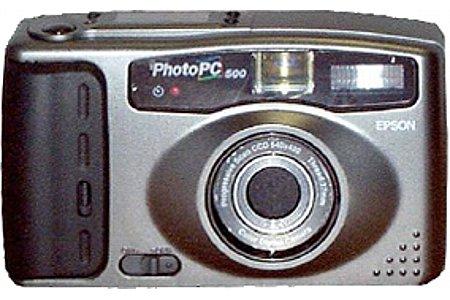 Digitalkamera Epson PhotoPC 500 [Foto: Epson]