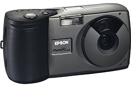 Digitalkamera Epson PhotoPC 600 [Foto: Epson]