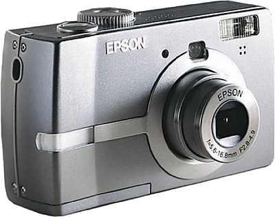 Digitalkamera Epson PhotoPC L-300 [Foto: Epson Deutschland]