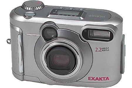 Digitalkamera Exakta DC2100 [Foto: Pentacon]