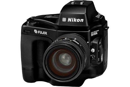 Digitalkamera Fujifilm DS-515A [Foto: Fujifilm]