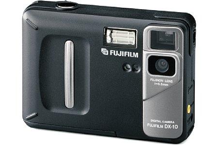 Digitalkamera Fujifilm DX-10 [Foto: Fujifilm]
