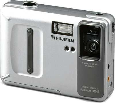 Digitalkamera Fujifilm DX-8 [Foto: Fujifilm]