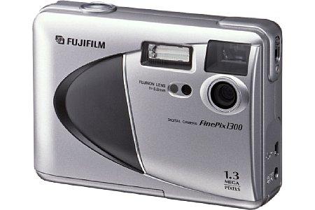 Digitalkamera Fujifilm FinePix 1300 [Foto: Fujifilm]