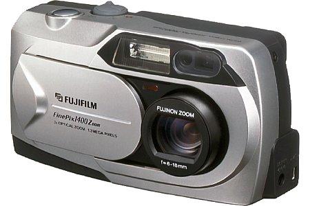 Digitalkamera Fujifilm FinePix 1400 Zoom [Foto: Fujifilm]