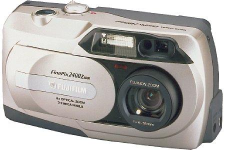 Digitalkamera Fujifilm FinePix 2400 Zoom [Foto: Fujifilm]