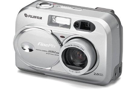 Digitalkamera Fujifilm FinePix 2600 Zoom [Foto: Fujifilm]