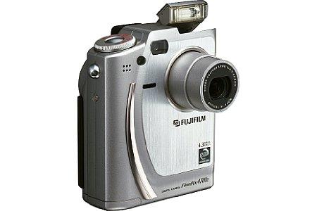 Digitalkamera Fujifilm FinePix 4700 Zoom [Foto: Fujifilm]