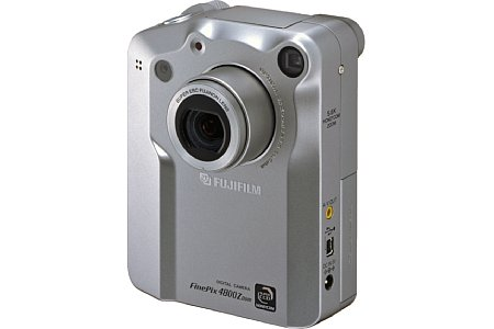 Digitalkamera Fujifilm FinePix 4800 Zoom [Foto: Fujifilm Japan]