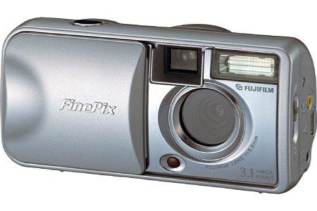 Digitalkamera Fujifilm FinePix A120 [Foto: Fujifilm Europe]
