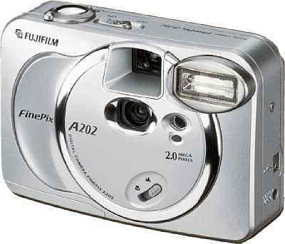 Digitalkamera Fujifilm FinePix A202 [Foto: Fujifilm]