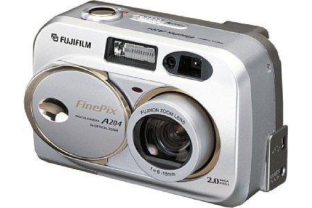 Digitalkamera Fujifilm FinePix A204 [Foto: Fujifilm]