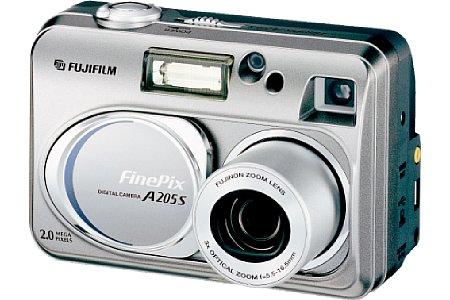 Digitalkamera Fujifilm FinePix A205s [Foto: Fujifilm Europe]